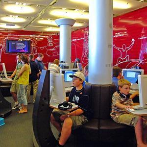 Интернет-кафе Мишкино