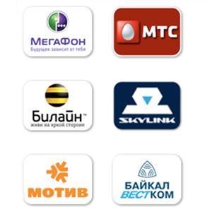 Операторы сотовой связи Мишкино