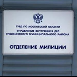 Отделения полиции Мишкино