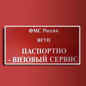 Паспортно-визовые службы Мишкино