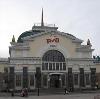 Железнодорожные вокзалы в Мишкино