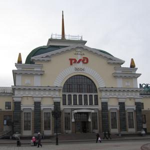 Железнодорожные вокзалы Мишкино